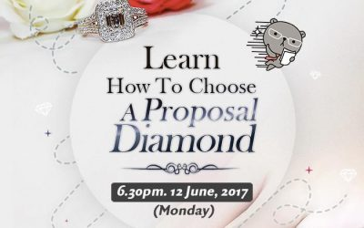 """How to Choose a Proposal Diamond"" June 2017"