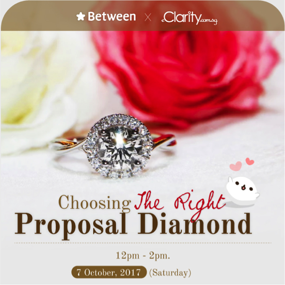 """Choosing The Right Proposal Diamond"" October 2017"