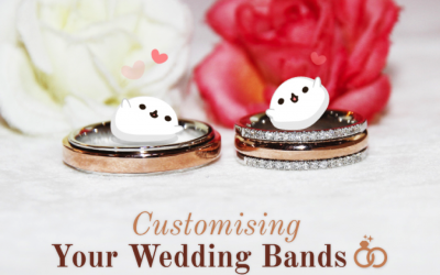 "Between x eClarity – ""Customising Your Wedding Bands"" Date: 11/11/2017"