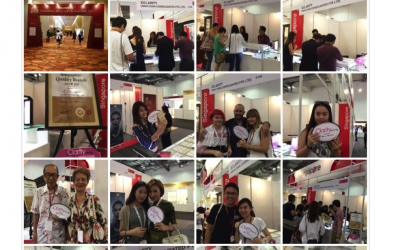 eClarity @ MBS Singapore Jewellery Exhibition 2016