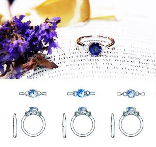 Customized Art Piece – Ring Setting