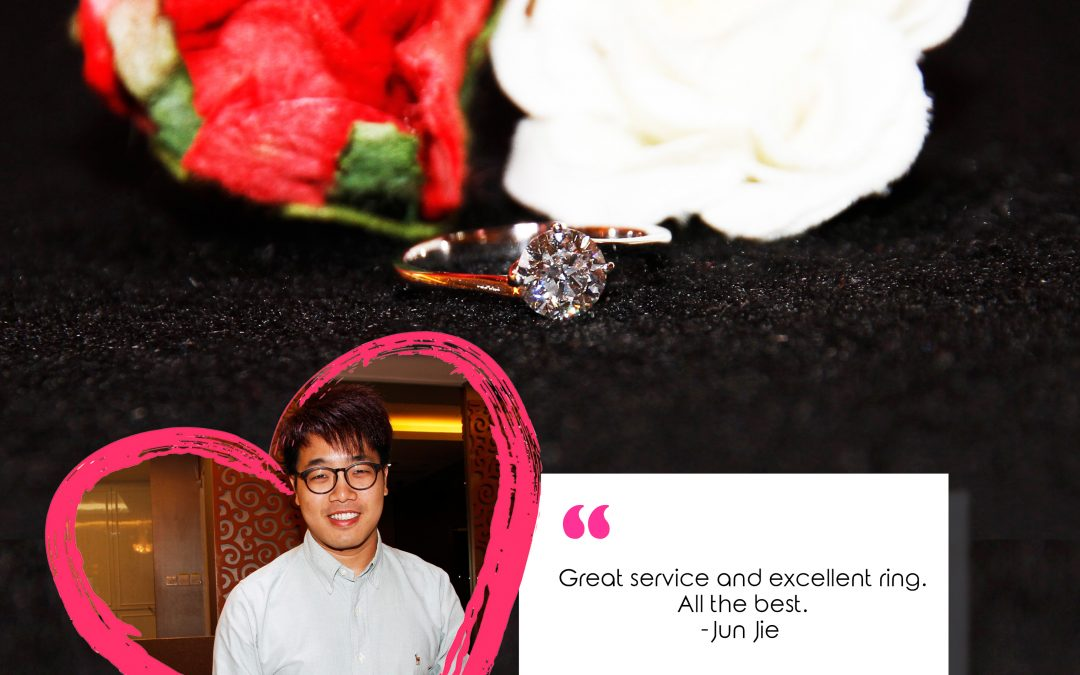 Modern and Beautiful Diamond Engagement Ring