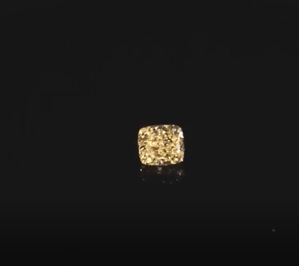 Fancy Yellow Diamond at eClarity