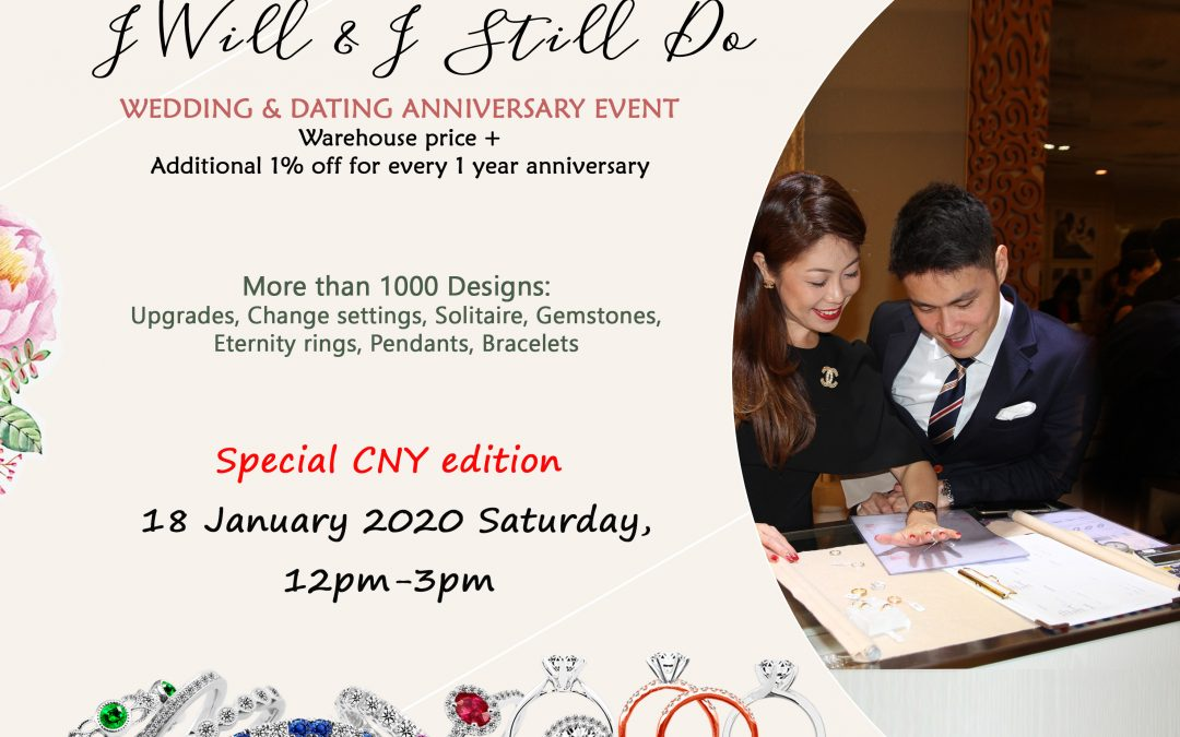 Wedding & Dating Anniversary Event