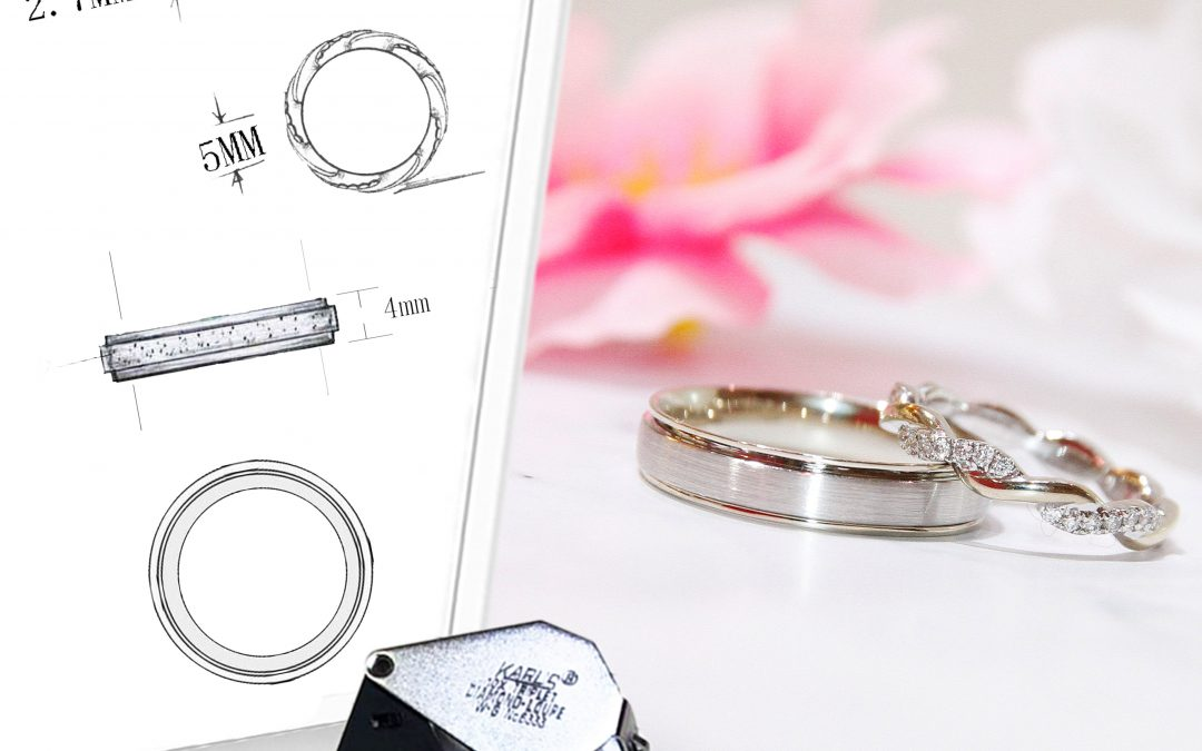 The Ultimate Guide for Choosing a Tailor-made Wedding Bands