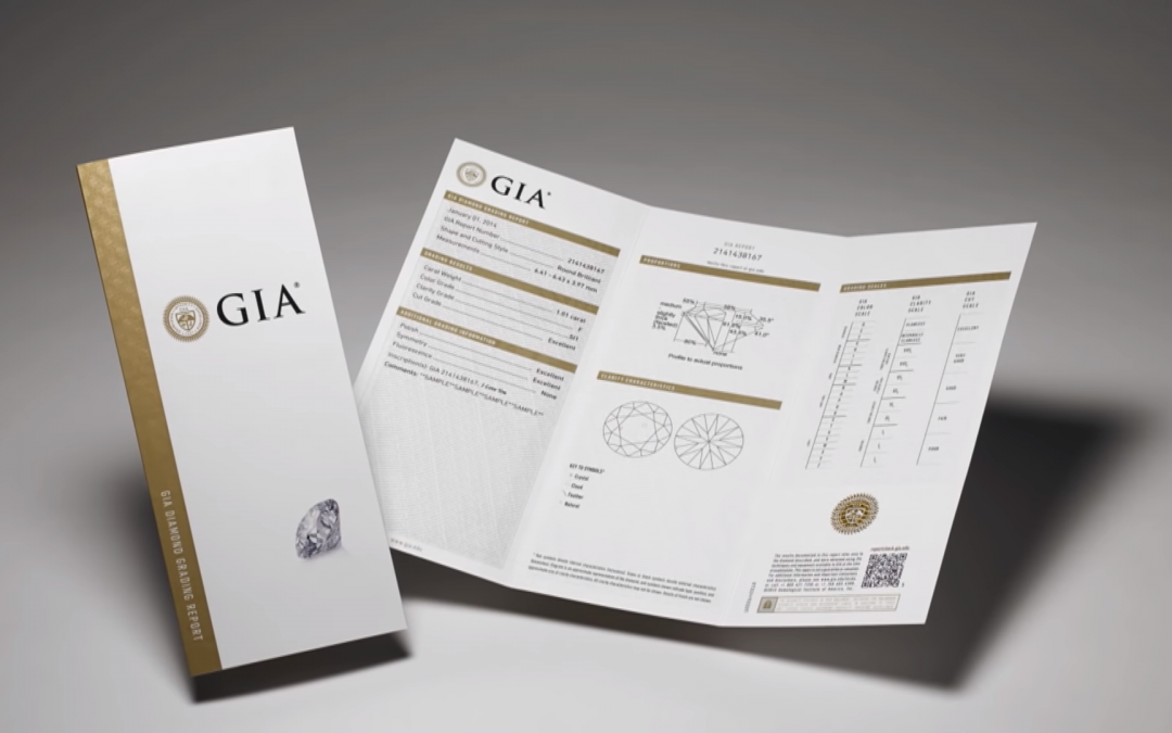 How to Read a GIA Report by GIA