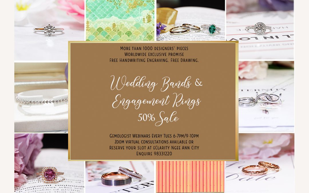 eClarity Online Wedding Fair at SingaporeBrides